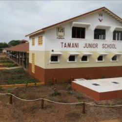 Opening Tamani Junior School